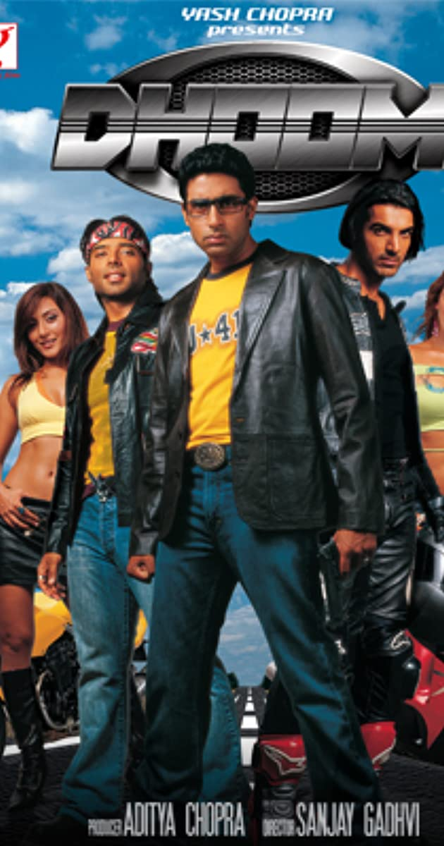 Free Download Dhoom Full Movie