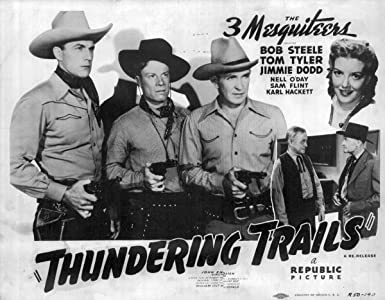 Thundering Trails full movie with english subtitles online download