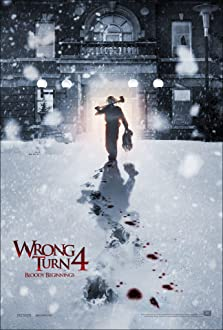 Wrong Turn 4: Bloody Beginnings (2011 Video)