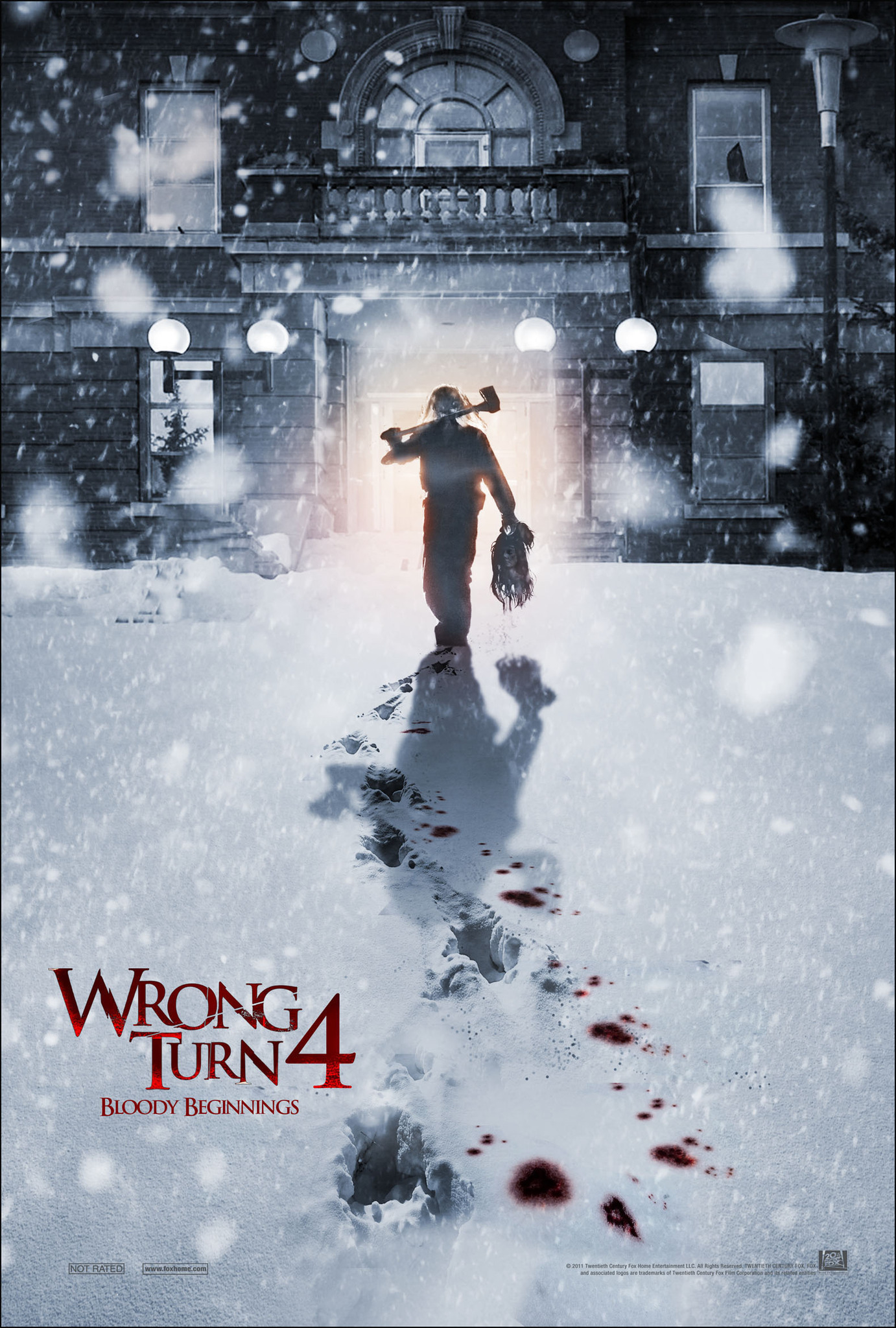 Wrong Turn 4 Bloody Beginnings 2011 Imdb