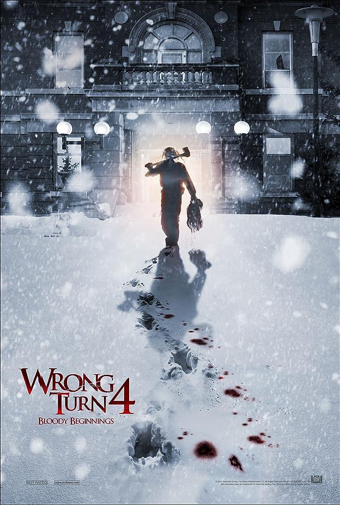Wrong Turn 4: Bloody Beginnings (2011) หวีดเขมือบคน 4: ปลุกโหดโรงเชือดสยอง
