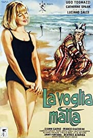 La voglia matta (1962) Poster - Movie Forum, Cast, Reviews