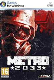 Metro 2033 (2010) Poster - Movie Forum, Cast, Reviews