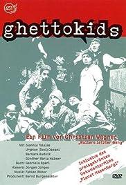 Ghettokids Poster
