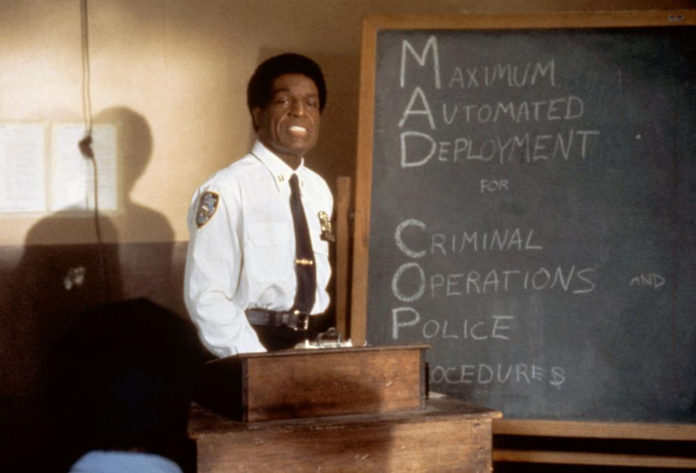 Nipsey Russell in Car 54, Where Are You? (1994)