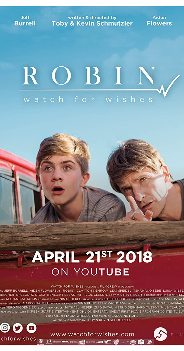 Subtitle of Robin: Watch for Wishes