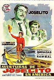 Aventuras de Joselito y Pulgarcito Poster
