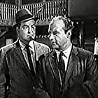 Arch Johnson and Jack Warden in The Asphalt Jungle (1961)