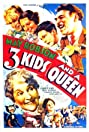 3 Kids and a Queen (1935) Poster