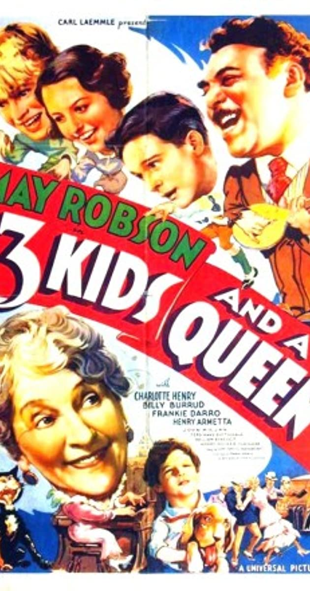 3 Kids and a Queen (1935) - 3 Kids and a Queen (1935) - User