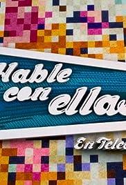 Hable con ellas en Telecinco Poster