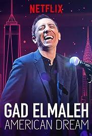 Image result for gad elmaleh american dream poster