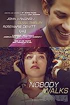 Nobody Walks (2012) Poster