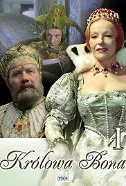 Królowa Bona Poster