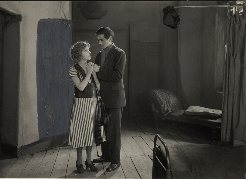 Betty Balfour and Harry Jonas in Love, Life and Laughter (1923)