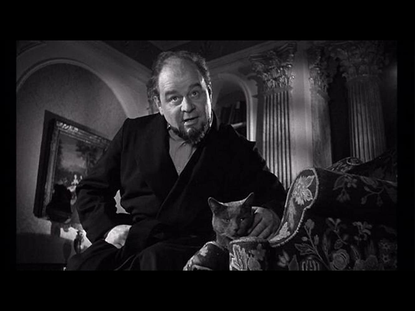 Niall MacGinnis in Night of the Demon (1957)