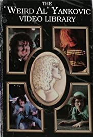 The 'Weird Al' Yankovic Video Library: His Greatest Hits Poster