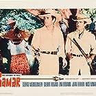 George Montgomery and Gilbert Roland in Samar (1962)