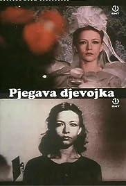 Pjegava djevojka Poster