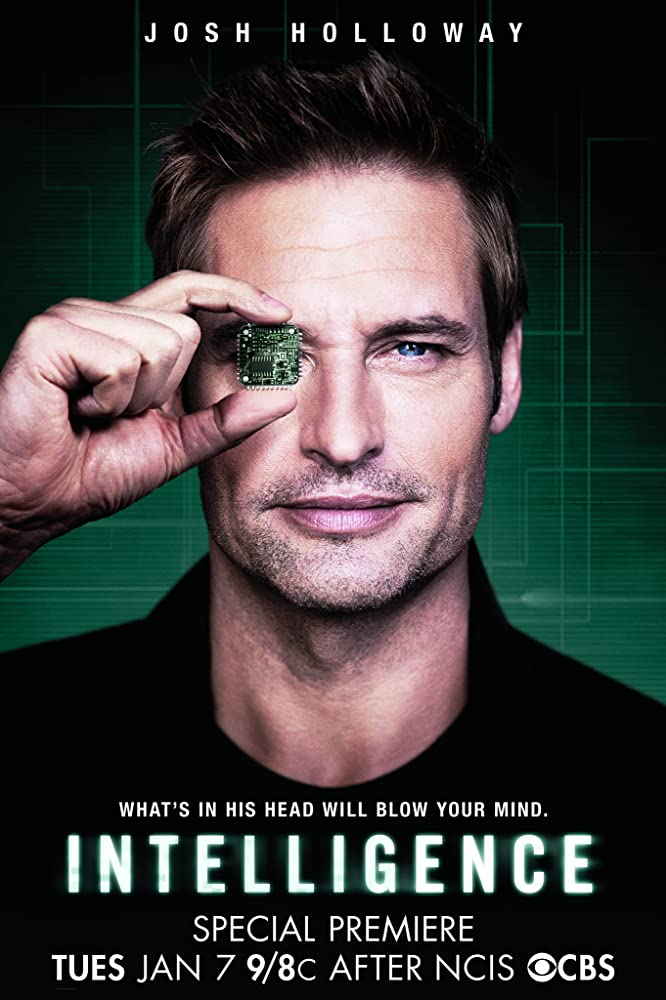 Josh Holloway in Intelligence (2014)