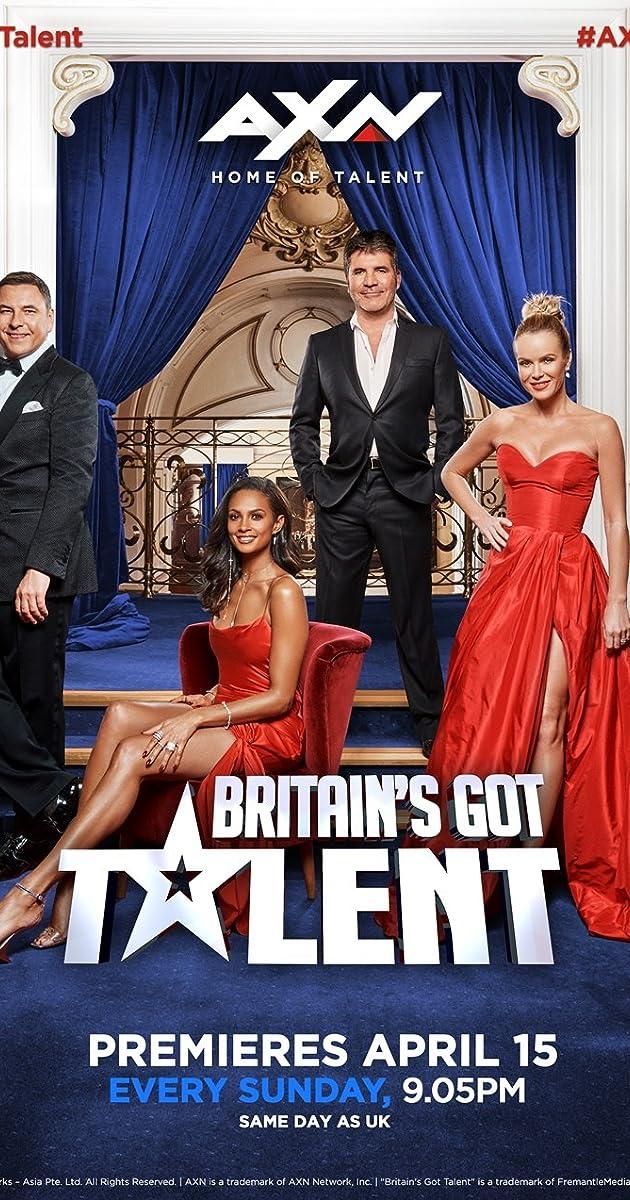Britain S Got Talent Tv Series 2007 Full Cast Crew Imdb