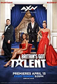 Britain's Got Talent Poster