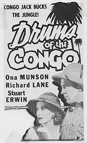 Christy Cabanne Drums of the Congo Movie
