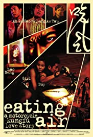 Eating Air Poster