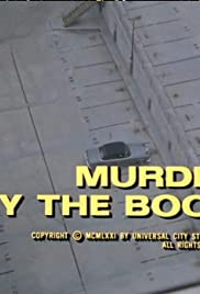 Murder by the Book Poster