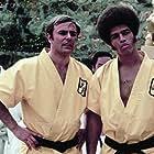 Jim Kelly and John Saxon in Enter the Dragon (1973)