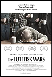 The Lutefisk Wars Poster