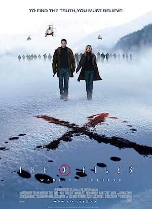 The X Files: I Want to Believe (2008): ความจริงที่ต้องเชื่อ
