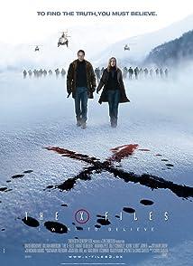 The X-Files I Want to Believeดิ เอ็กซ์ ไฟล์ ความจริงที่ต้องเชื่อ