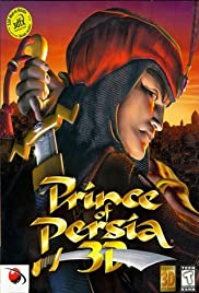 Prince of Persia 3D Poster