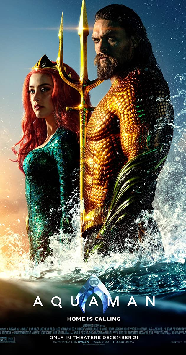 [WWW.BLUDV.TV] Aquaman 2019 (720p - WEB-DL) Acesse o ORIGINAL WWW.BLUDV.TV