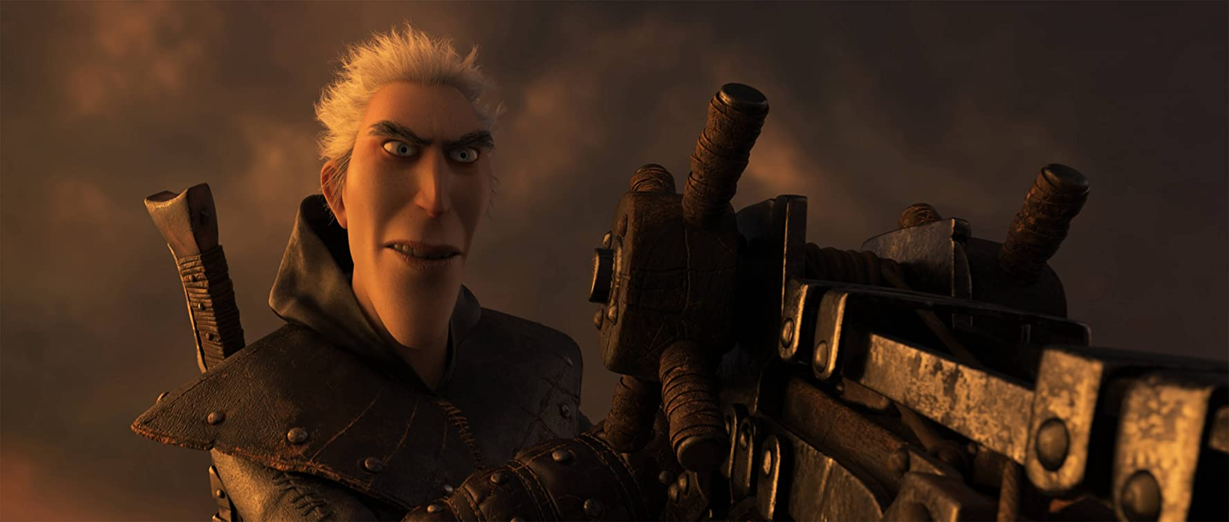 F. Murray Abraham in How to Train Your Dragon: The Hidden World (2019)