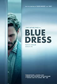 Blue Dress Poster
