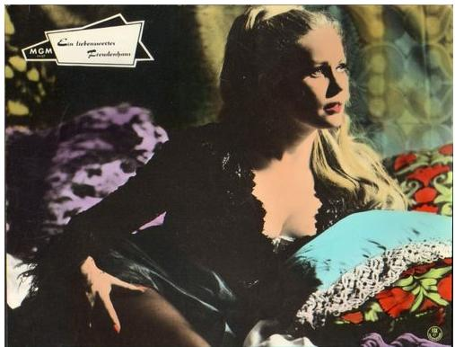 Veronica Carlson in The Best House in London (1969)