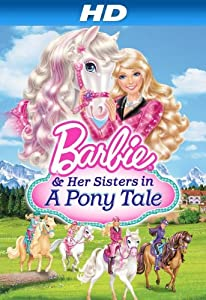 Watch hq movies Barbie \u0026 Her Sisters in a Pony Tale by Ezekiel Norton [Ultra]