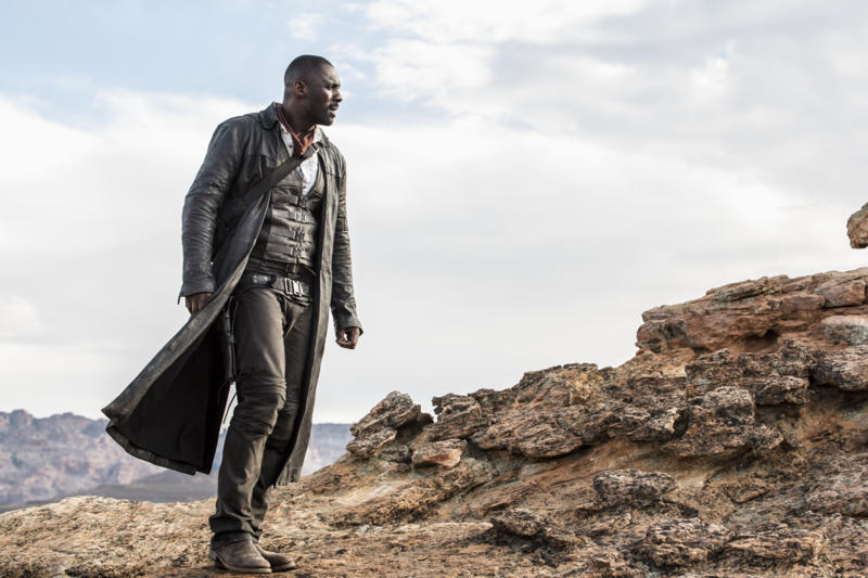 Idris Elba in The Dark Tower (2017)
