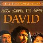 Leonard Nimoy, Sheryl Lee, and Nathaniel Parker in David (1997)