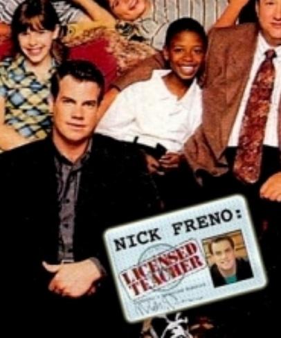 Mitch Mullany in Nick Freno: Licensed Teacher (1996)