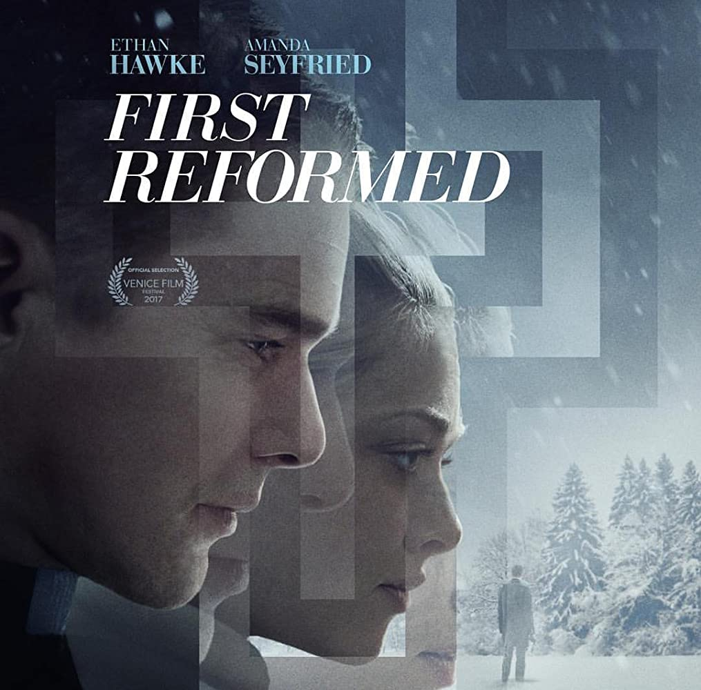 مراسم اسکار - اسکار 2019 - فیلم First Reformed