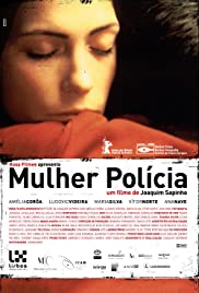 The Policewoman Poster