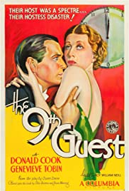 The 9th Guest (1934) Poster - Movie Forum, Cast, Reviews
