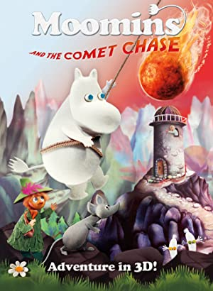 Where to stream Moomins and the Comet Chase
