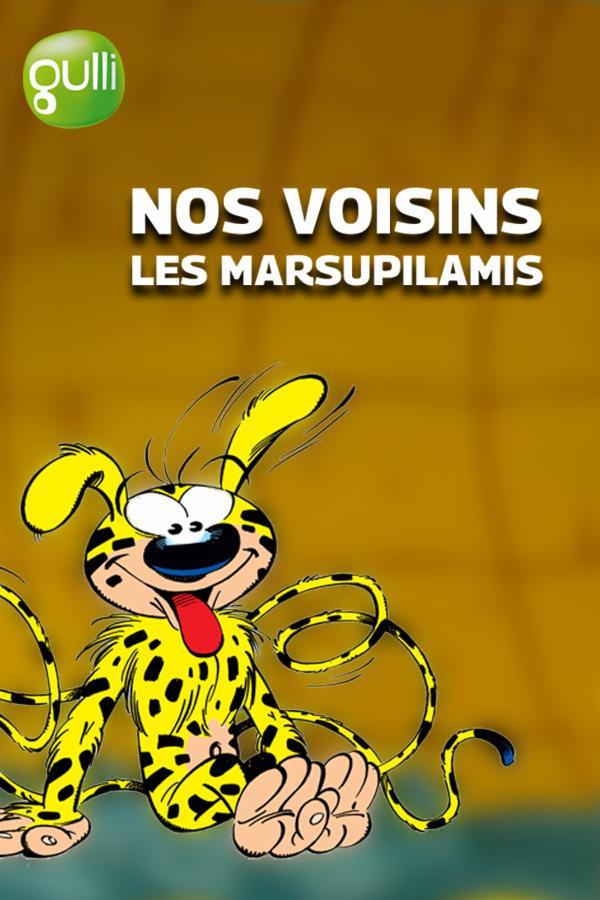 Mūsų kaimynai marsupilamiai (2 sezonas) / Nos voisins les Marsupilamis