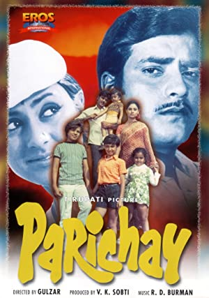 D.N. Mukherjee (screenplay) Parichay Movie