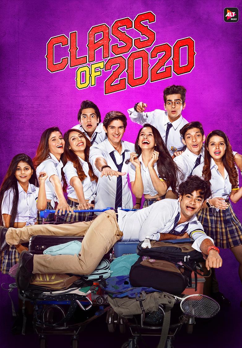 Class Of 2020 (2020) Hindi Web Series HDRip
