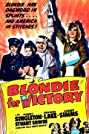 Blondie for Victory (1942) Poster